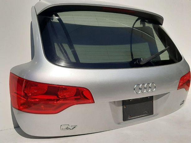 Кришка Крышка багажника Задняя дверь Ляда Audi Q7 (4L) 2005-`15