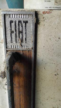 Frigorifico antigo Fiat Hilton