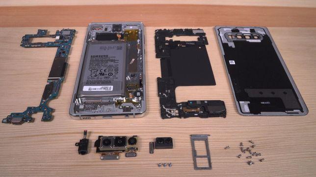 ЗАПЧАСТИ/Разборка Samsung Galaxy S10/s10 Plus Материнская плата 512GB