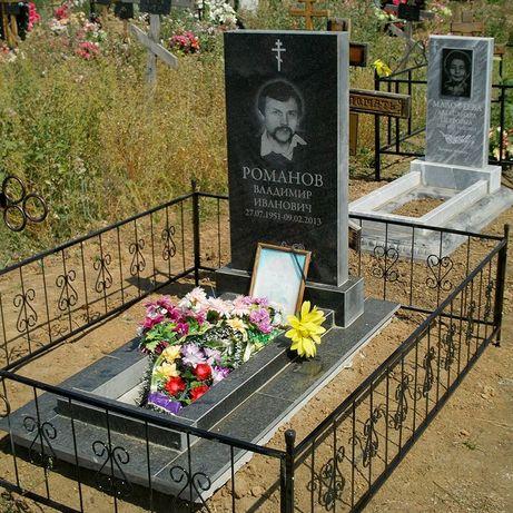 Благоустройство могил / уборка на кладбище.