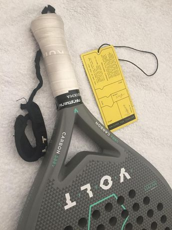 Raquete padel Volt 500 Grey