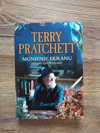 Mgnienie ekranu. Zbiór opowiadań. Terry Pratchett - fantasy