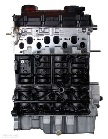 Motor Recondicionado VOLKSWAGEN Transporter 1.9Pi de 2003 Ref: AXC