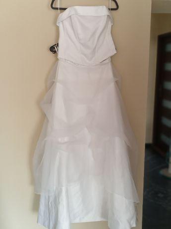 Suknia ślubna r.40