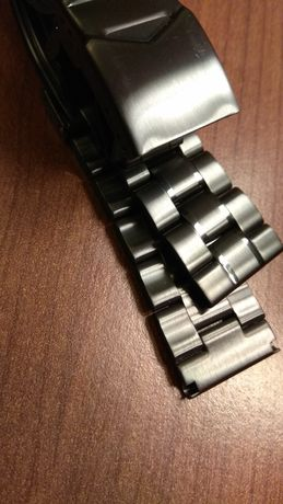 Bransoleta do zegarka np. Citizen 22 mm