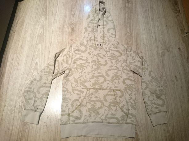 Modna bluza w smoki - Chłopięca H&M