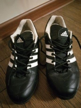 Buty sportowe czarne Adidas