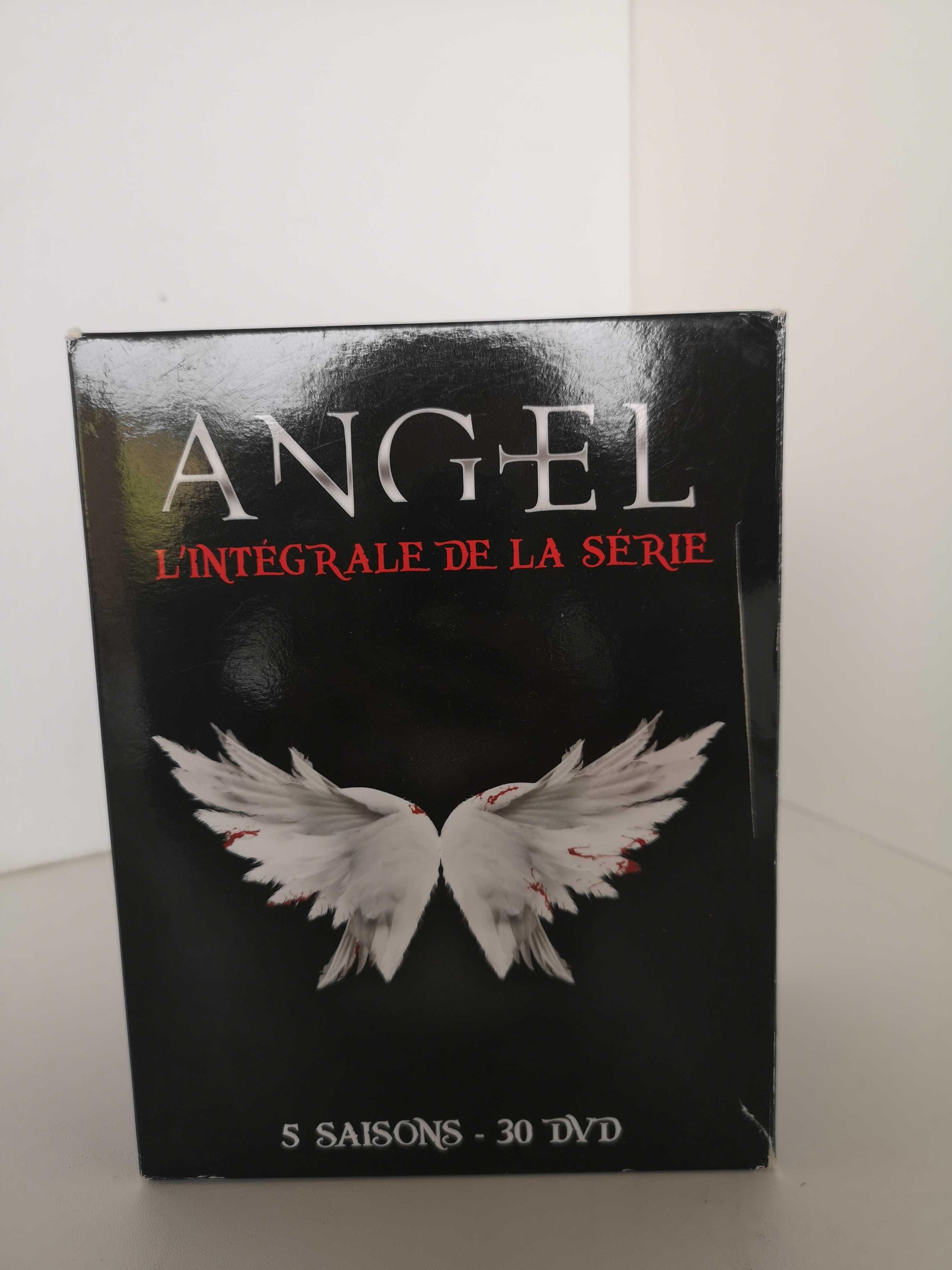 Anioł Ciemności Kompletny Serial