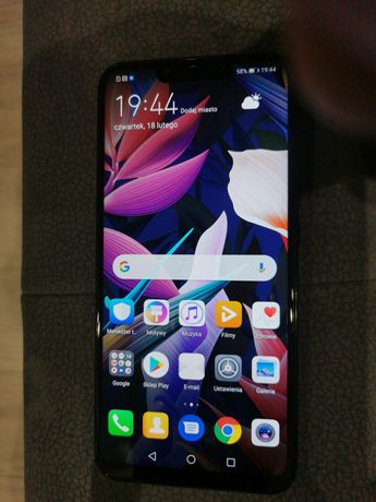 Huawei Mate 20 Lite 64GB czarny