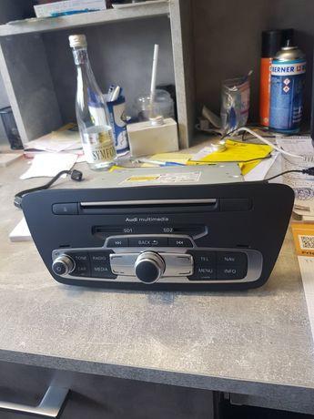 Radio Audi czytnik multimedia mmi  a1 q3 MiB