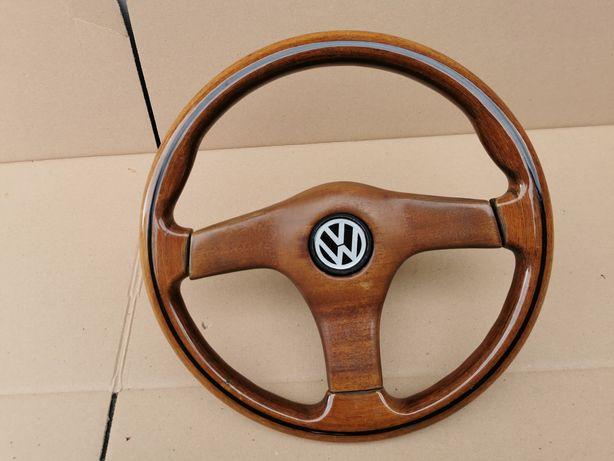 Kierownica drewniana VW