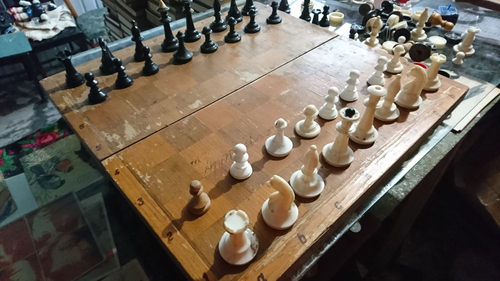 Шахматы  ссср б.у Винница - изображение 1