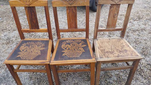 14 Cadeiras para restaurar - novo preço
