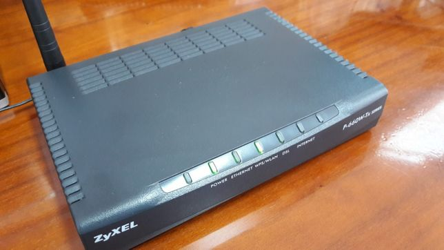 Router marca ZyXEL