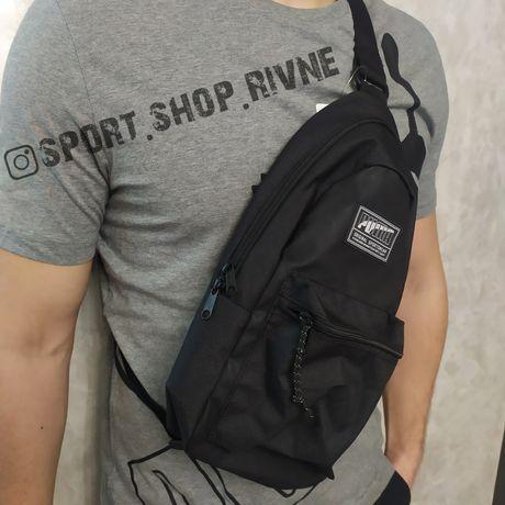 бананка месенджер сумка через плече 075736/01 Puma оригинал