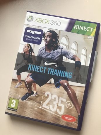 Gra Nike Training  XBOX 360 kinect