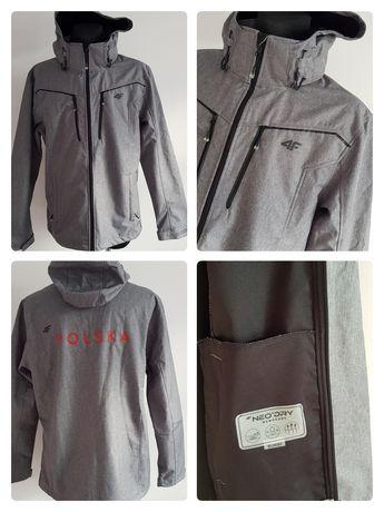 Kurtka męska softshell 4F bluza Membrana 5000 Nowa wysyłka gratis