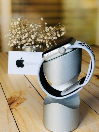 Apple Watch 3 38mm Nike+ Silver / Гарантия