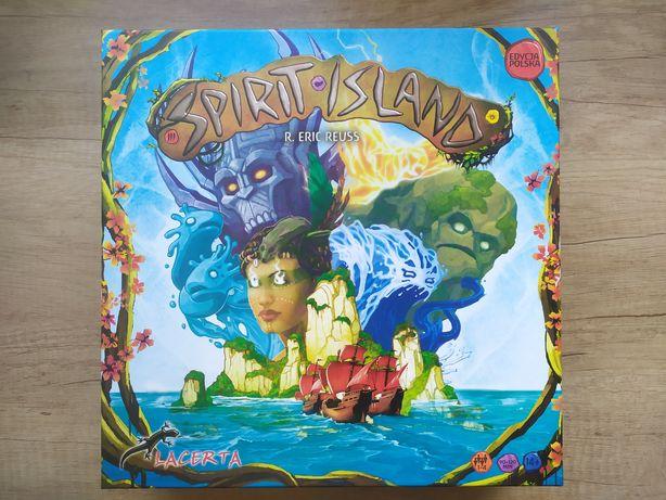Spirit Island - Gra Planszowa - Idealny Stan!