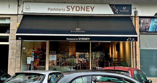 IMPERDÍVEL- Trespasse Pastelaria Sydney - Braga