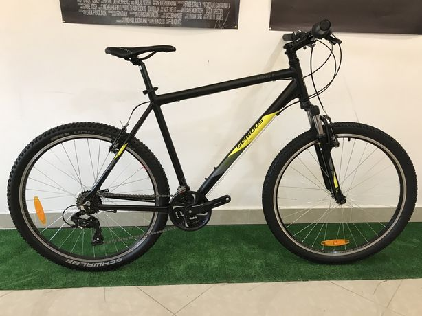 """Велосипед, б/у ; SERIOUS ROCKVILLE-27.5"""" рама « XL» 54 см 21"""" з Європи"""