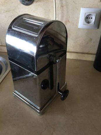 Maquina manual de picar gelo