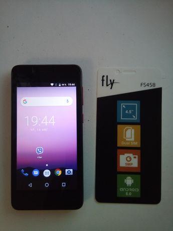 телефон Fly FS58 Status7