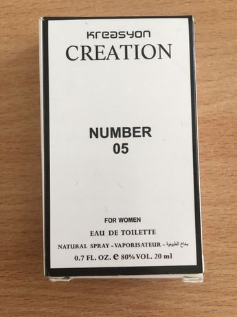 Chanel 5 creation духи