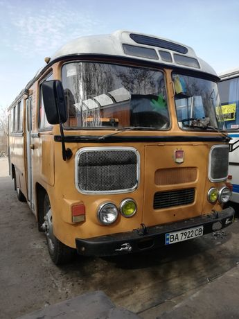 Автобус  Паз 672