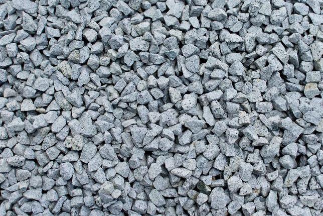 Kamień ogrodowy dekoracyjny GRANITOWY granit 16-22mm