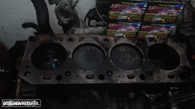 Bloco Completo do Motor - Ford Fiesta Escort Mondeo 1.8 tD