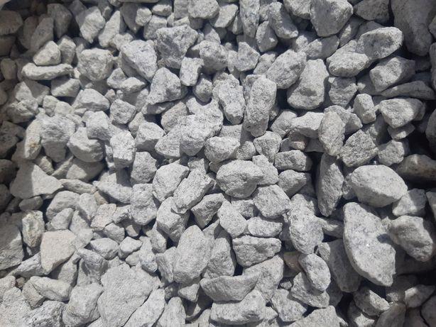 Kruszywo/Kamień ozdobny-GRANIT 2-8/8-16/16-22mm/Inne KRUSZYWA