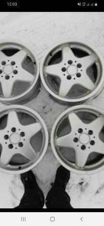 Felgi aluminiowe 4 sztuki  Mercedes