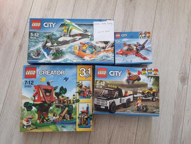 Lego city creator