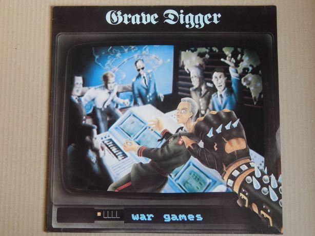 Grave Digger – War Games (Noise – N 0034, Germany) NM-/NM-