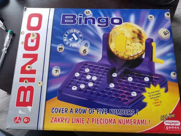 Gra familijna bingo