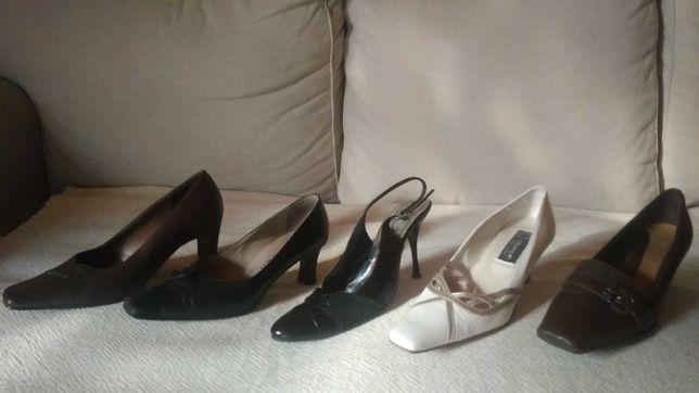 Zestaw butów damskich 38-39