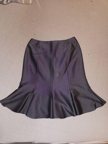 Szare ubranie galowe / komplet 3-częściowy