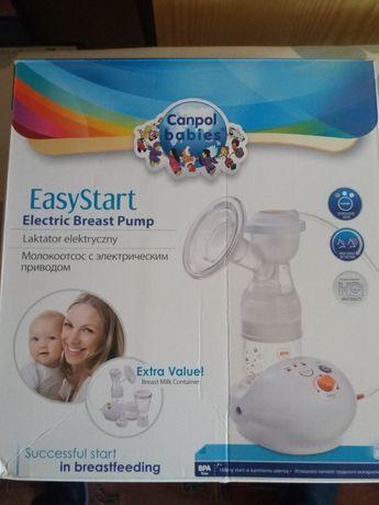 Laktator elektryczny Canpol babies easystart - gratis
