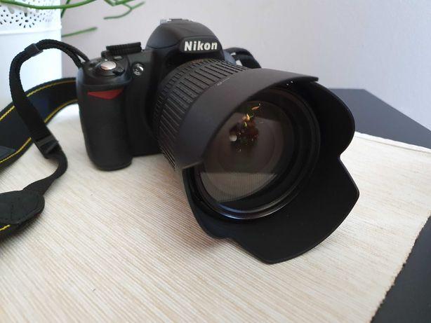 Lustrzanka Nikon D3100 + Obiektyw AF-S NIKOR 18-105mm