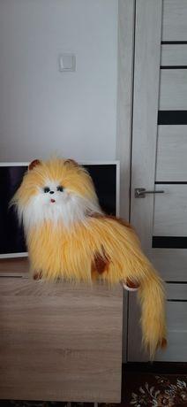 Кіт , киця, м'яка, мягка іграшка