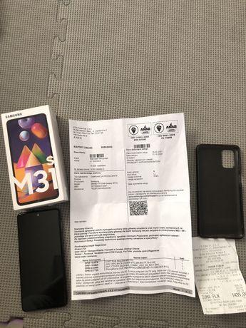 Samsung galaxy m31s z gwarancja