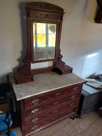 Mobilia antiga/ vintage quarto