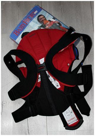 Nowe Nosidełko BabyBjorn Active od 3,50-12 kg