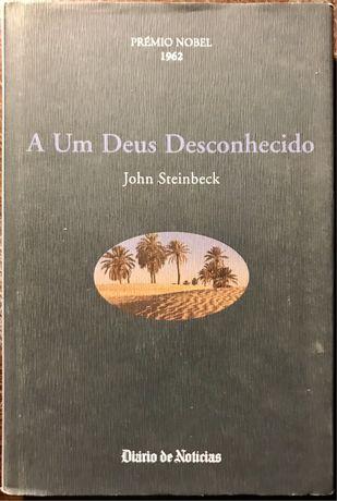 A Um Deus Desconhecido de John Steinbeck
