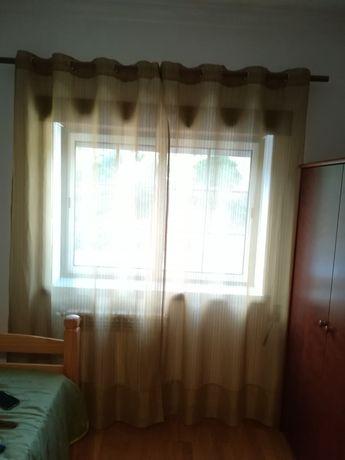 Conjunto de 2 cortinados