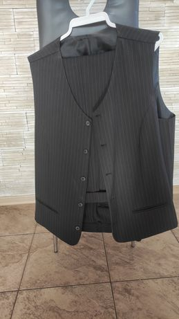 Garnitur 176/80, kamizelka+spodnie