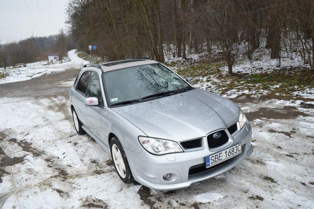 Subaru Impreza 2.0R 160km