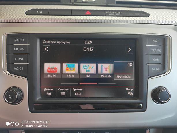 Экран (дисплей)6.5' Discover media MIB2(MQB)VW