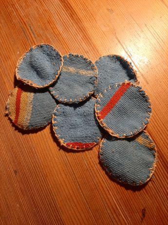 Wielorazowe waciki kosmetyczne 50 gr sztuka+rabaty
